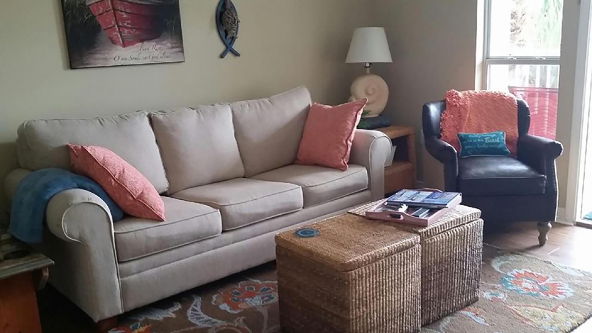 Cozy 1-bedroom condo in Grand Caribbean East in Perdido Key