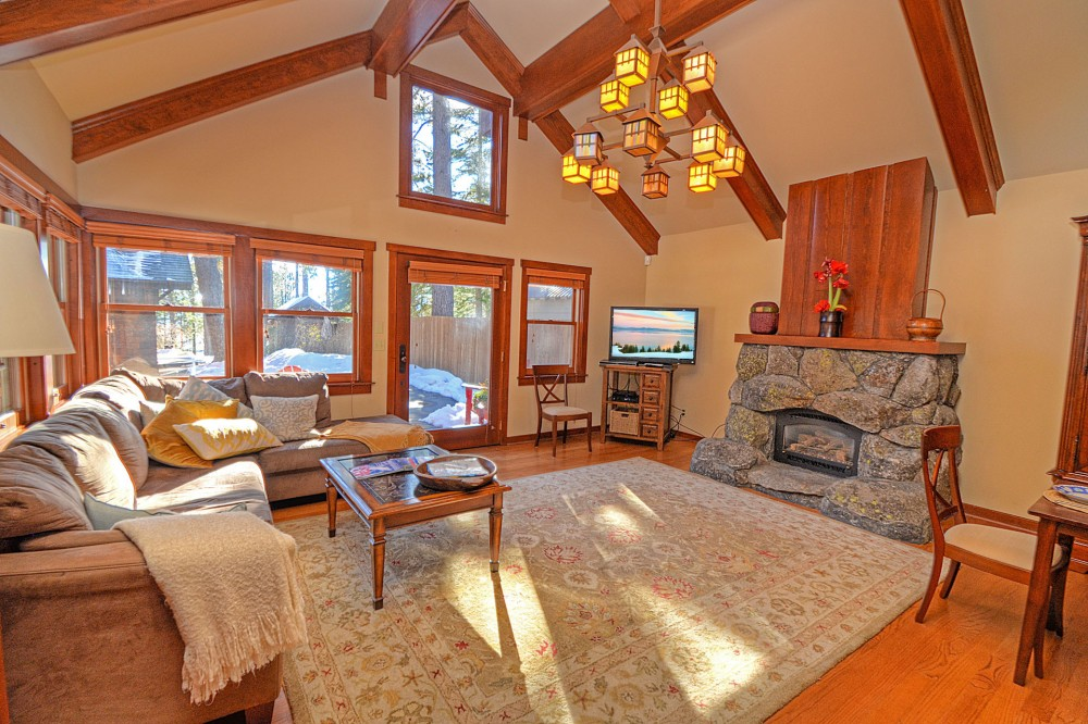 Tahoe City vacation rental with