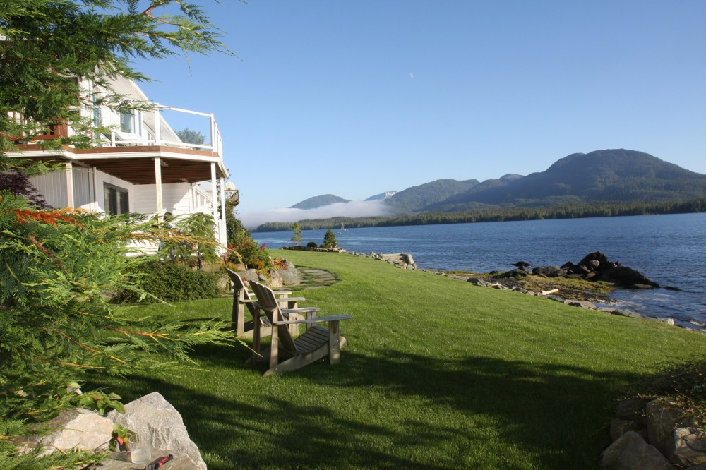 Ketchikan vacation rental with Anchor Inn by the Sea