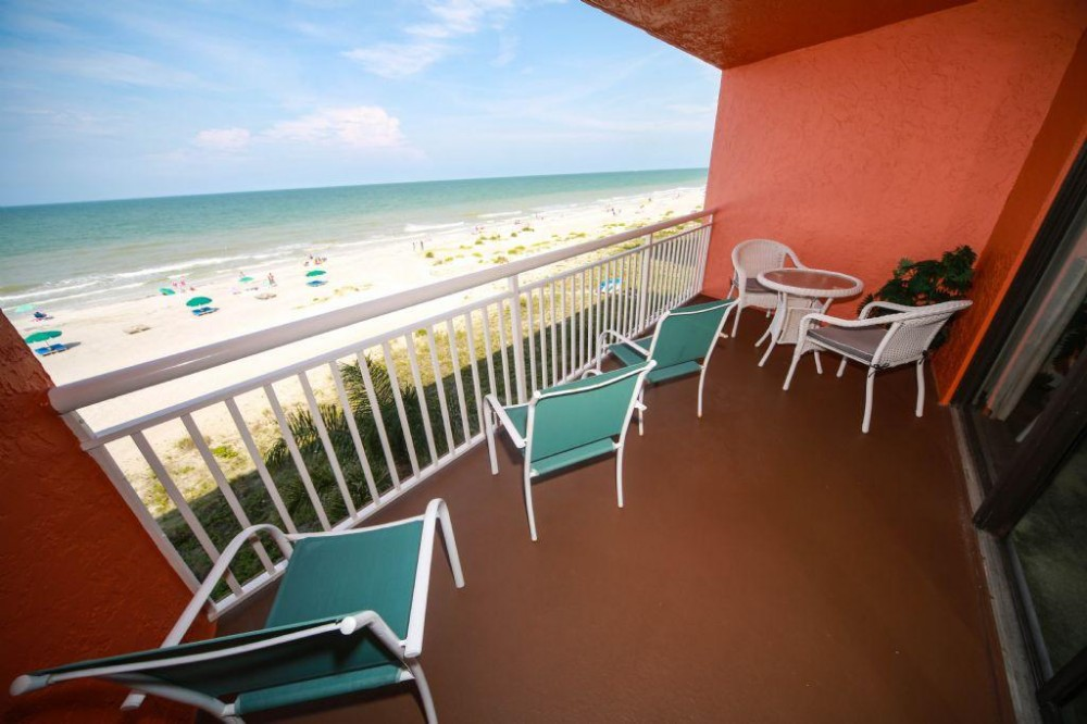 Indian Shores vacation rental with Balcony/View