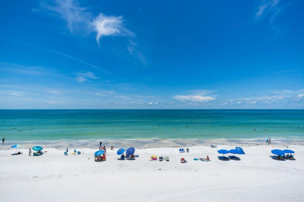 Indian Shores vacation rental with Direct View