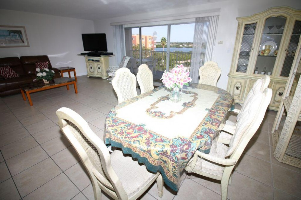 Indian Shores vacation rental with Dining