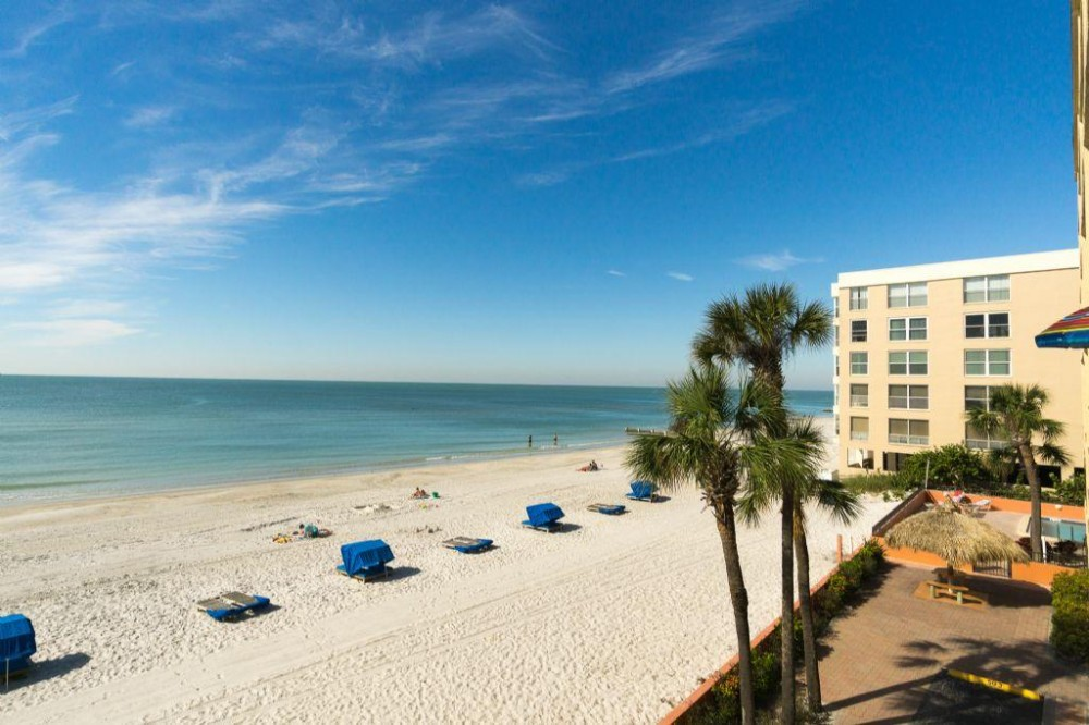 Madeira Beach vacation rental with Balcony view