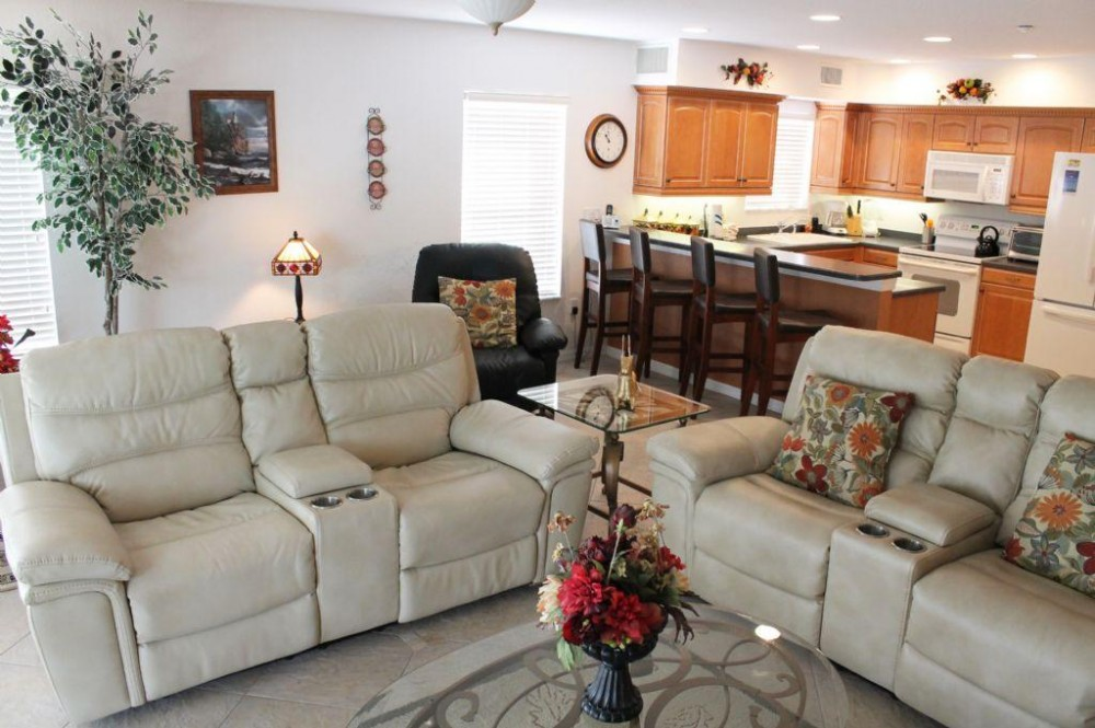 Indian Rocks Beach vacation rental with Living/Dining Room