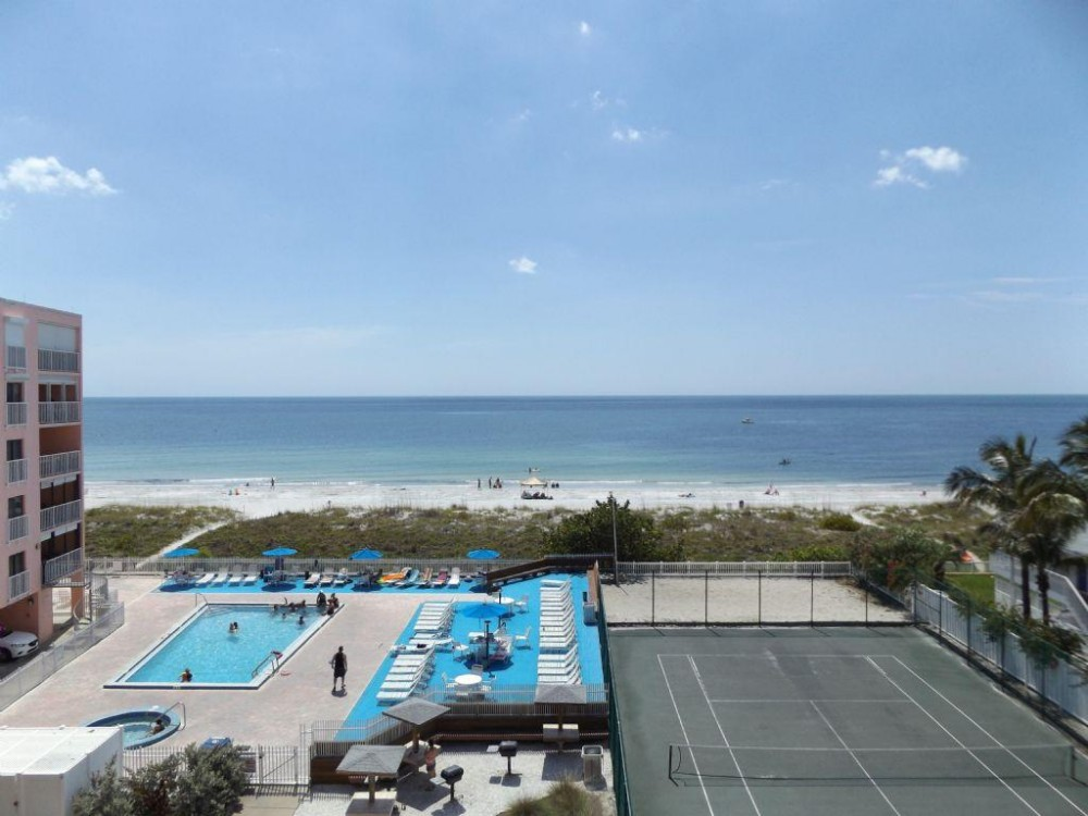 Indian Rocks Beach vacation rental with View