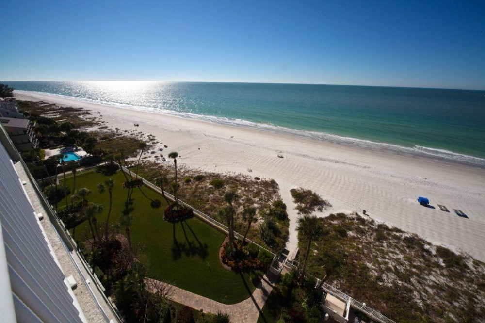 Indian Rocks Beach vacation rental with Balcony looking South