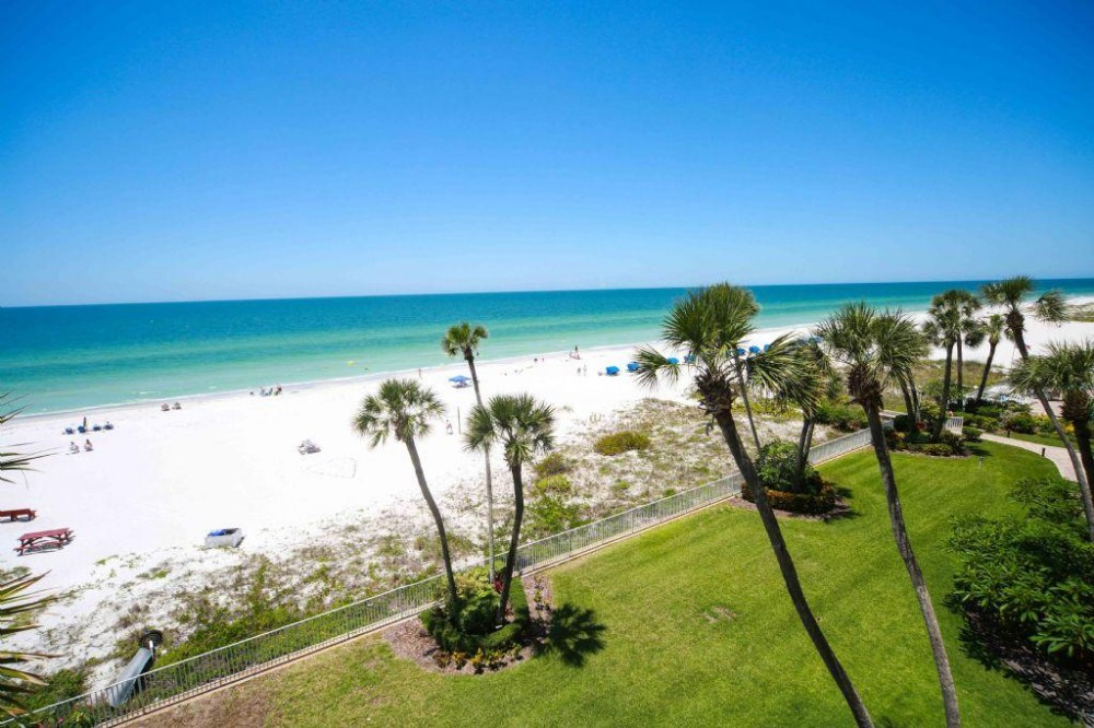Indian Shores Beach vacation rental with View