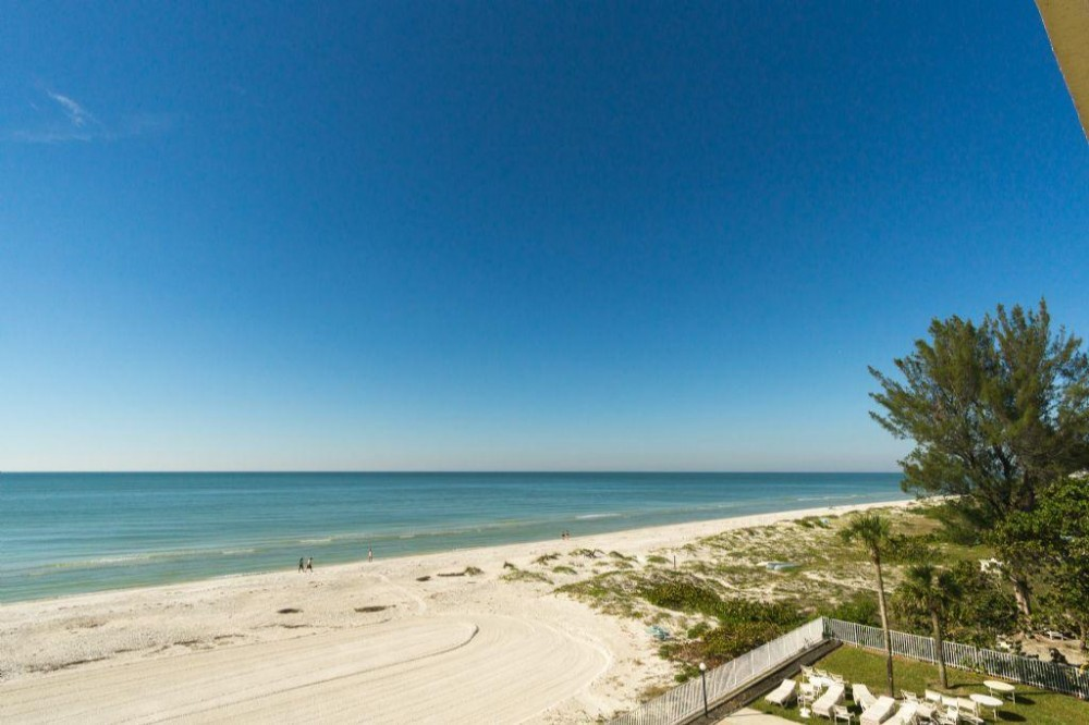 Indian Shores vacation rental with Balcony View