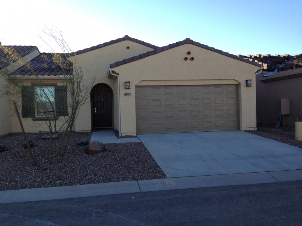 Eloy vacation rental with Arizona Home