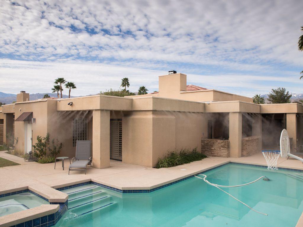 2860 SQ. Ft. 4 Bedroom House in Palm Desert
