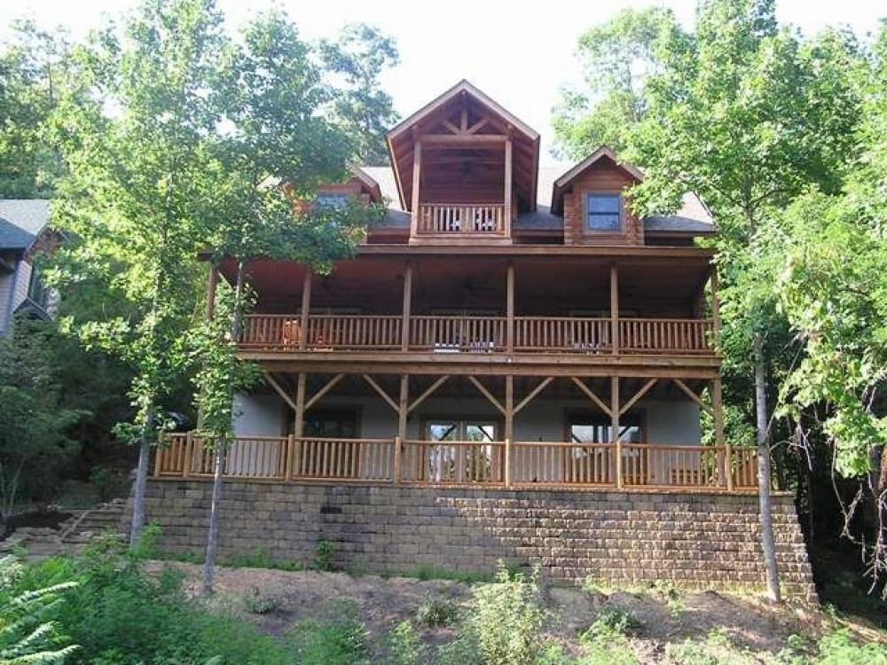 Black Mountain vacation rental with