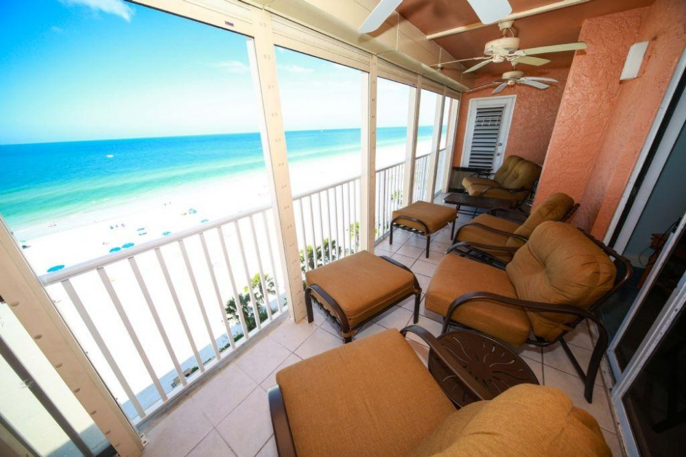 Indian Rocks Beach vacation rental with Balcony