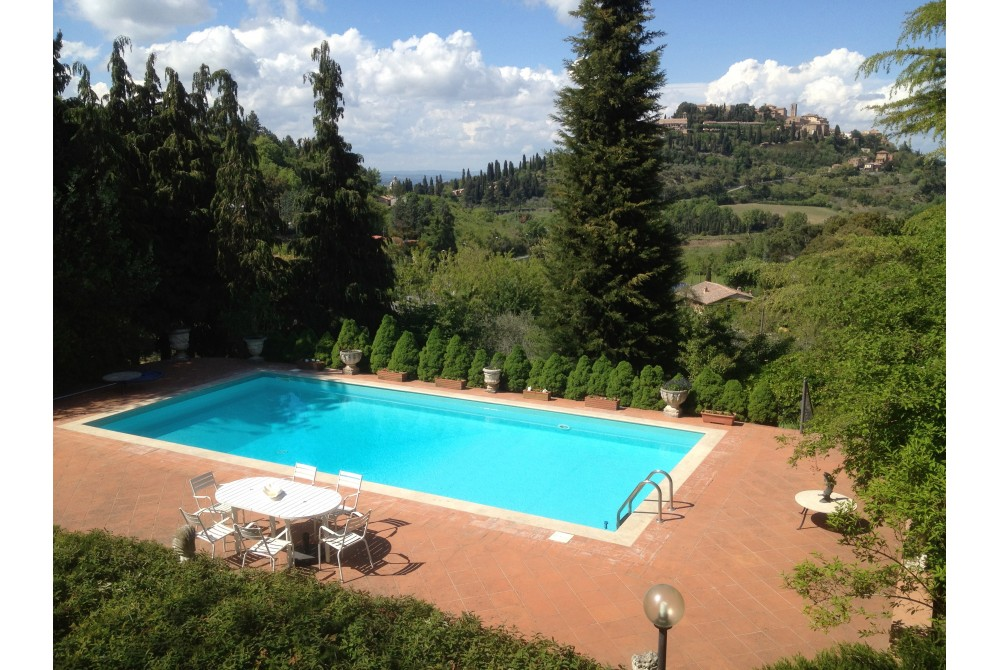 Montepulciano vacation rental with