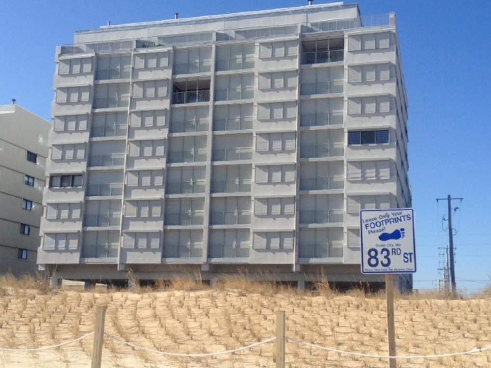 Ocean City vacation rental with Oceana II - Direct Oceanfront Penthouse Condo