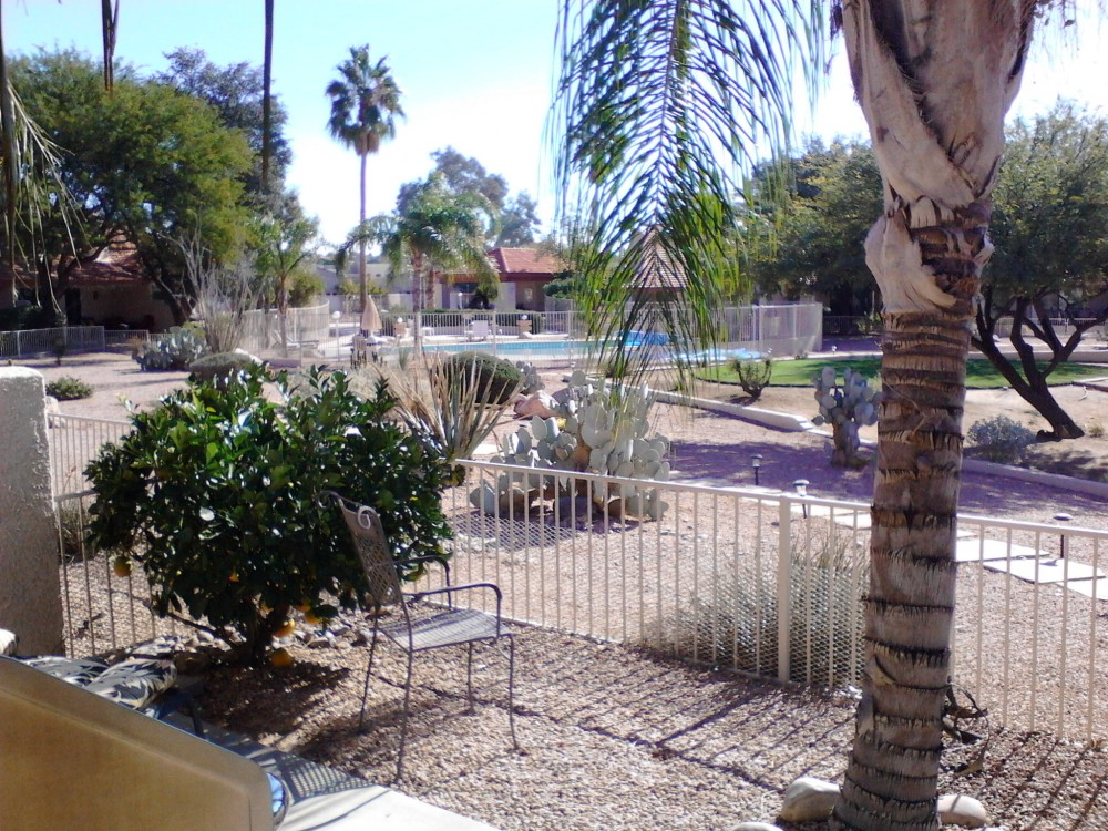 Tucson vacation rental with Community Pool