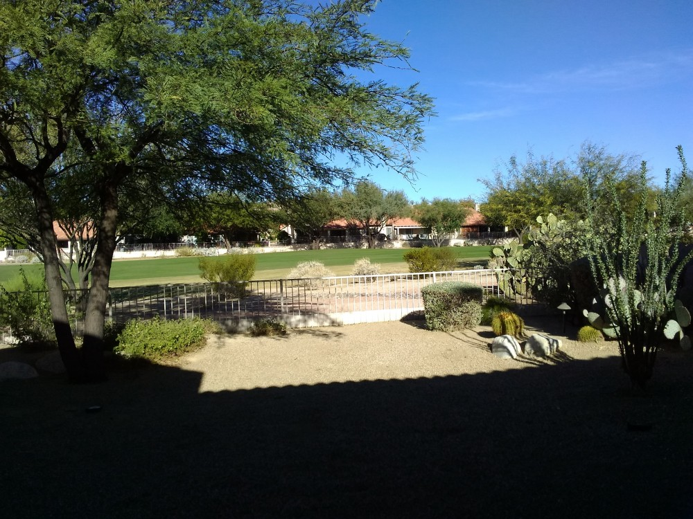 Tucson vacation rental with Sonoran 5th Fairway