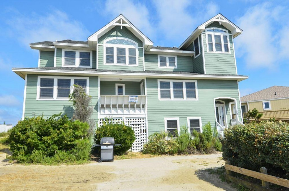 Duck vacation rental with An Ocean View