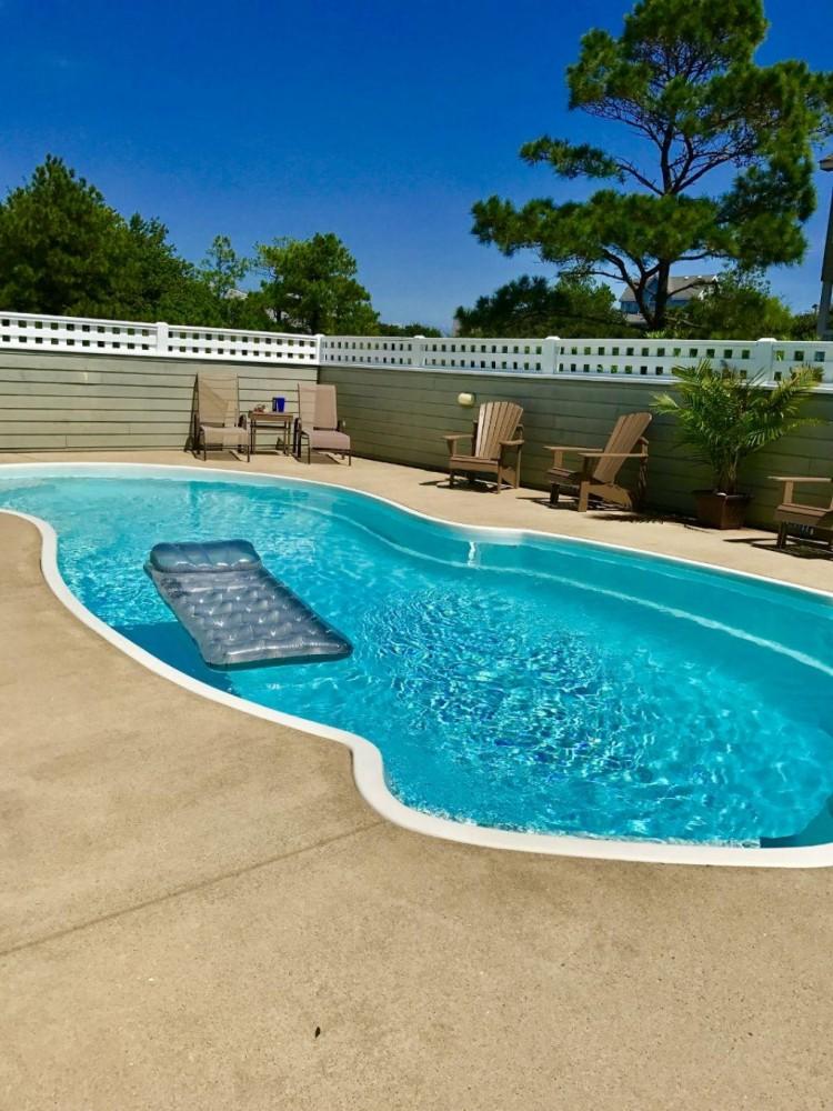 Pool Airbnb Alternative Duck North Carolina Rentals