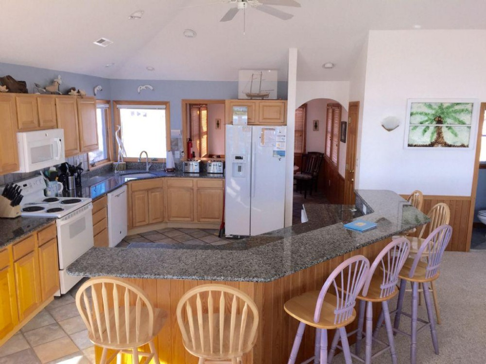 Breakfast Bar Corolla vacation home