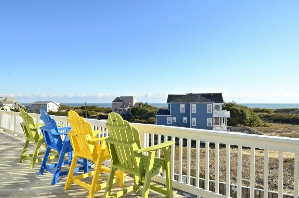 Top Deck Airbnb Alternative Corolla North Carolina Rentals