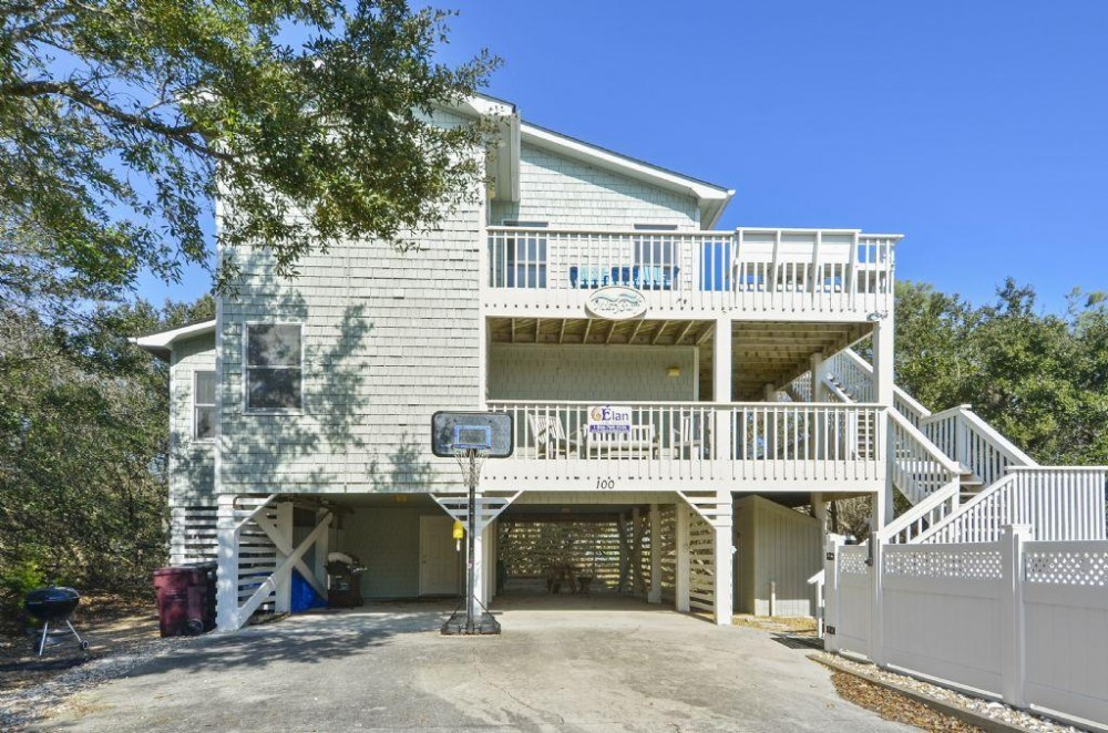 Southern Shores vacation rental with Misty Surf