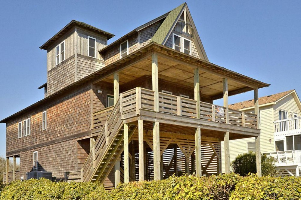 Nags Head vacation rental with Exterior