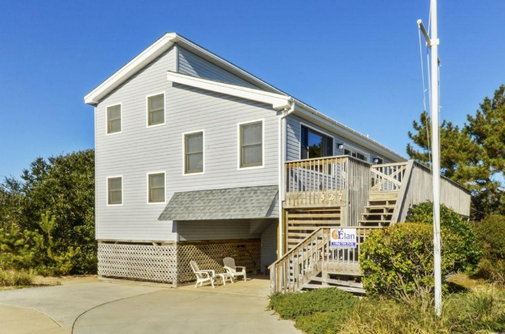 Corolla vacation rental with Simple Life OBX