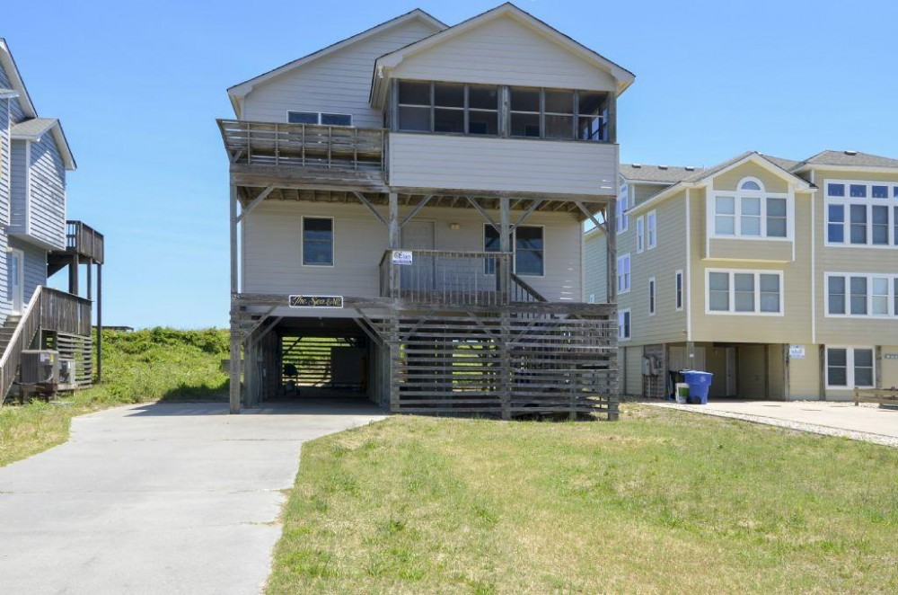 Duck vacation rental with The Sea and Me