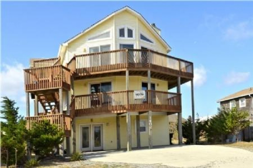 Kill Devil Hills vacation rental with Exterior
