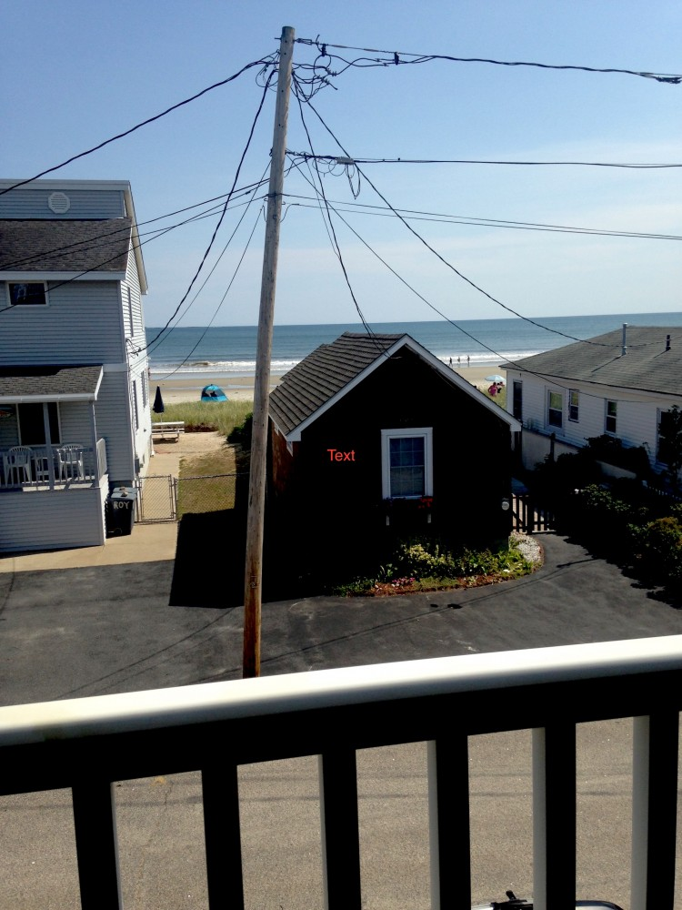 Old Orchard Beach vacation rental with Ocean Views