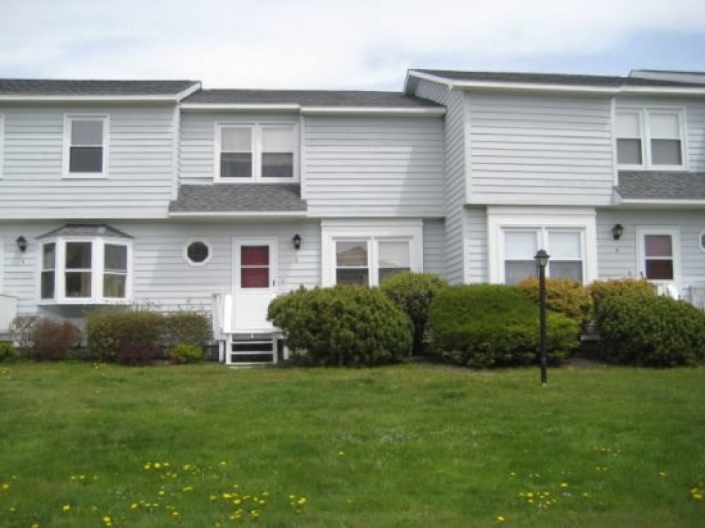 Old Orchard Beach vacation rental with Outside front of building