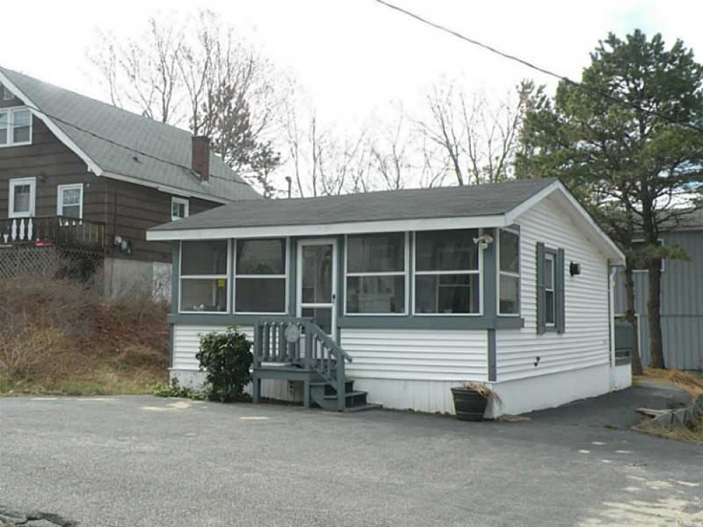Saco vacation rental with Outside