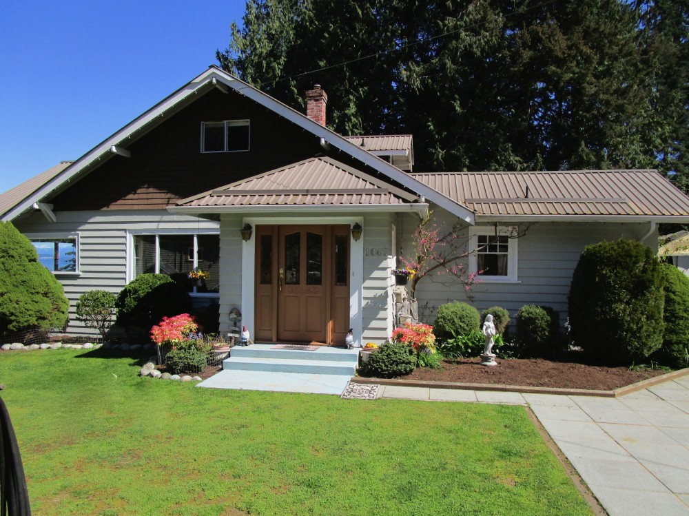 Parksville vacation rental with Main Entrance
