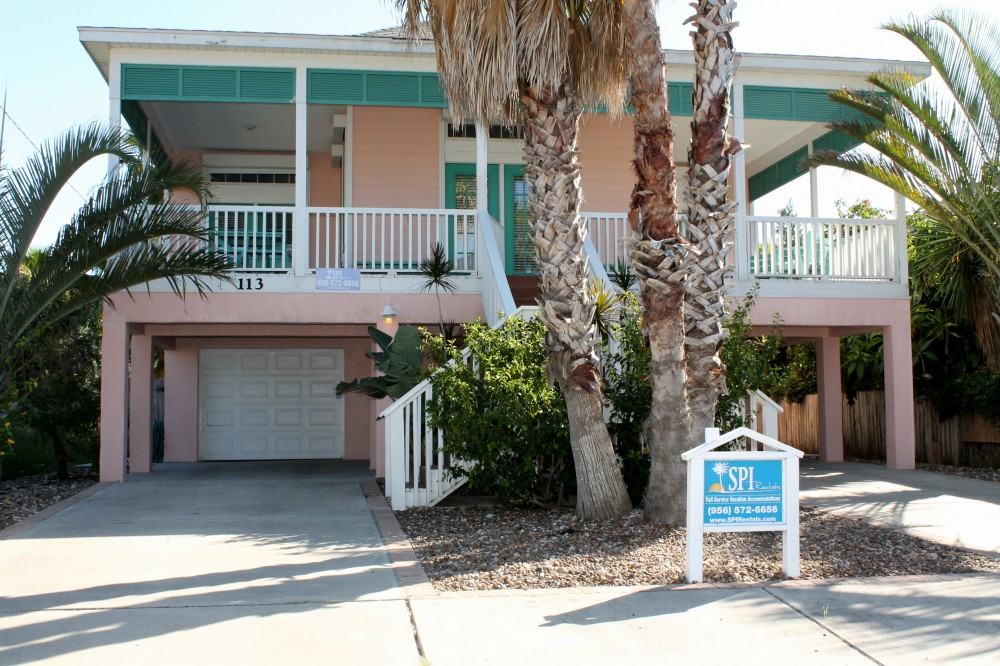 South Padre Island vacation rental with Beach Breeze Welcomes You!