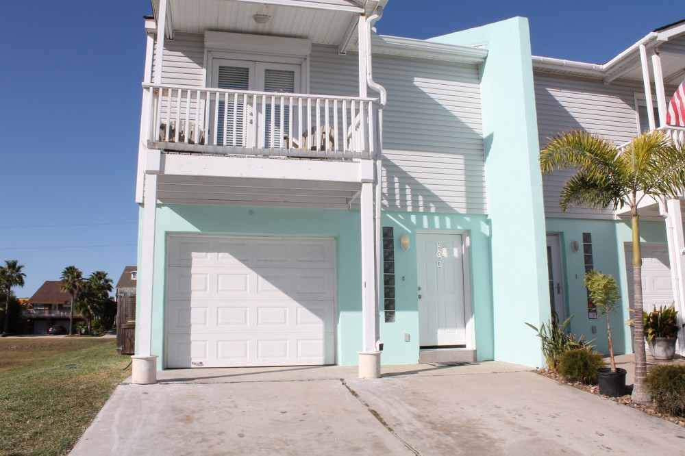 South Padre Island vacation rental with Cognito Townhouse