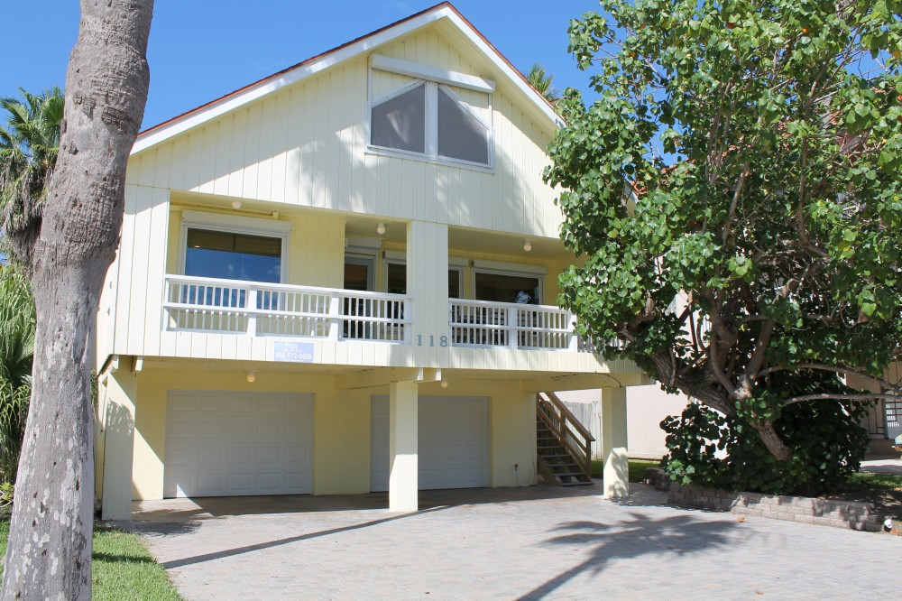 South Padre Island vacation rental with Beach Walk