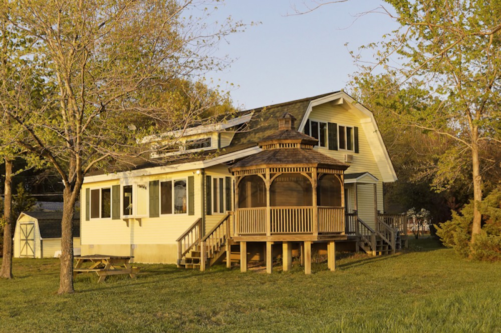 Tilghman Island vacation rental with