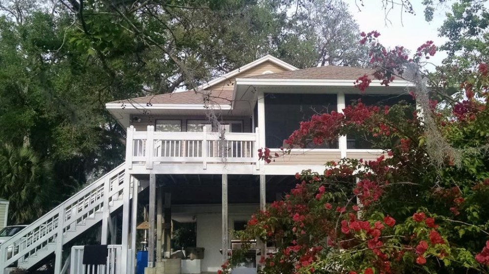 Homosassa vacation rental with The Fish House
