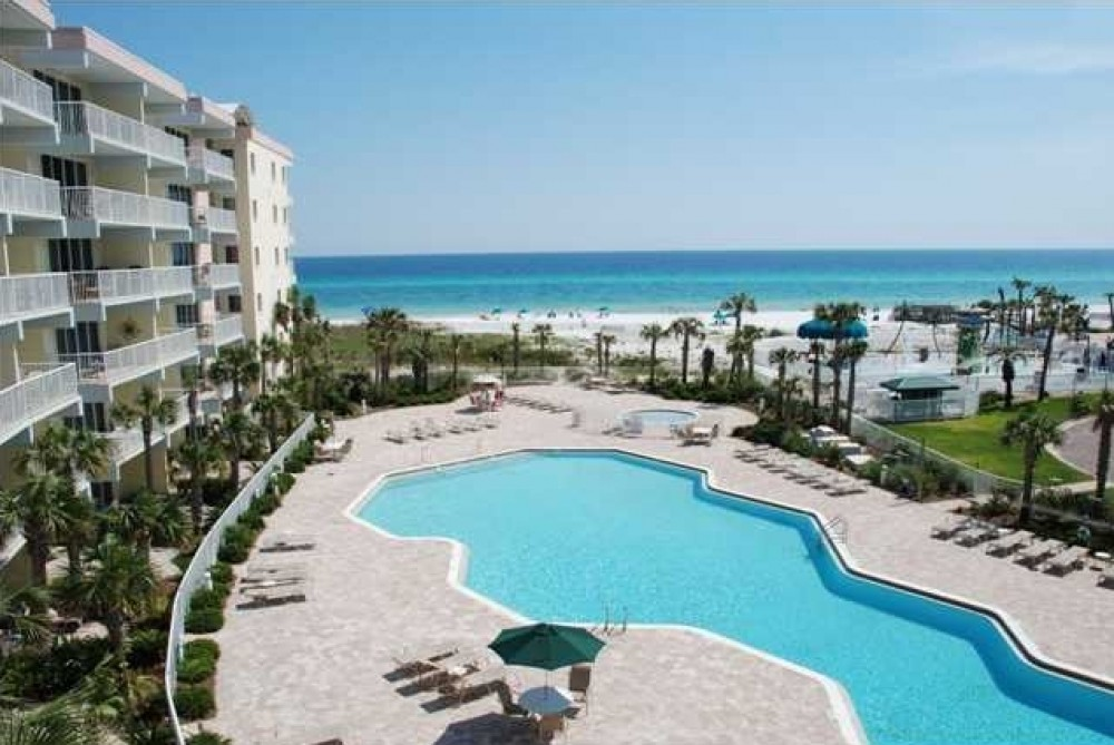 Fort Walton Beach vacation rental with From our Balcony with Cell Phone