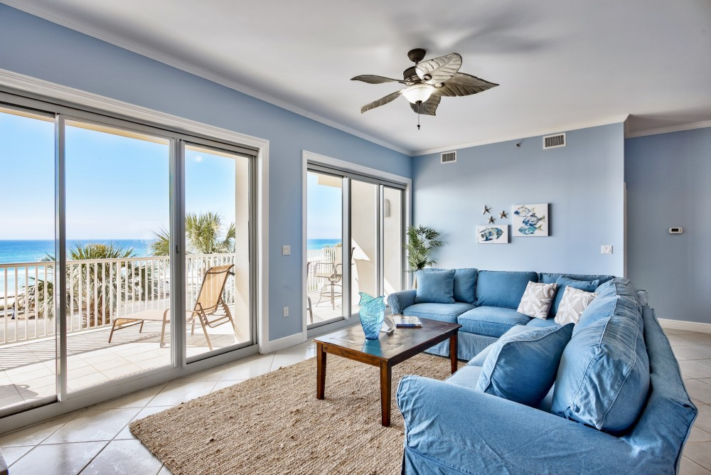 Miramar Beach vacation rental with Just Like Paradise