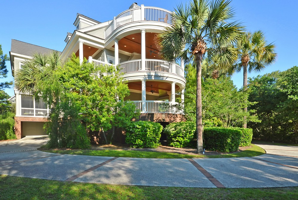 Johns Island vacation rental with Ocean Marsh 212