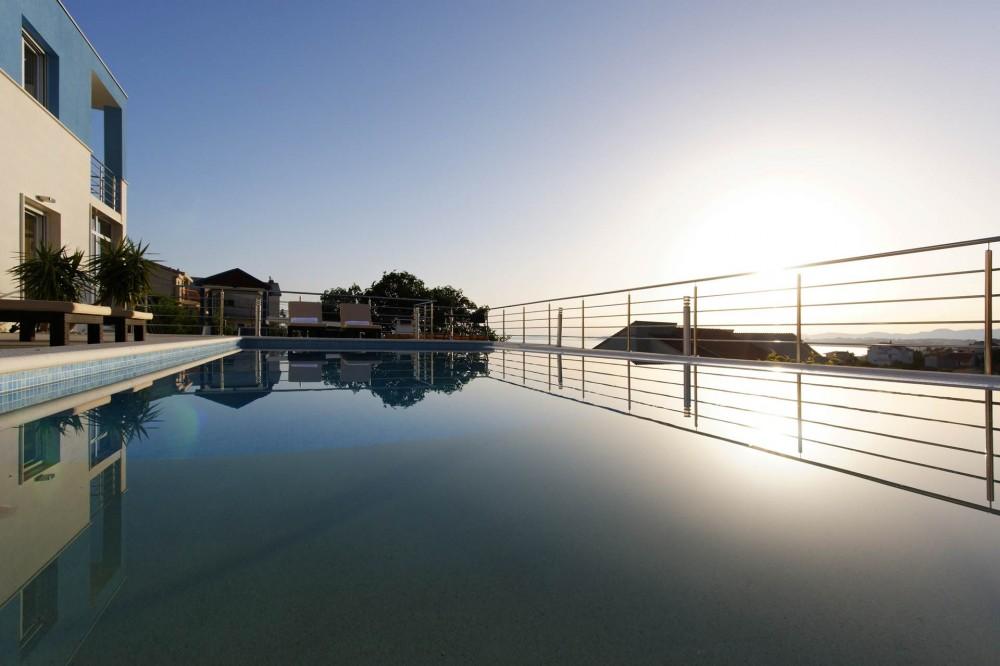 Podstrana vacation rental with
