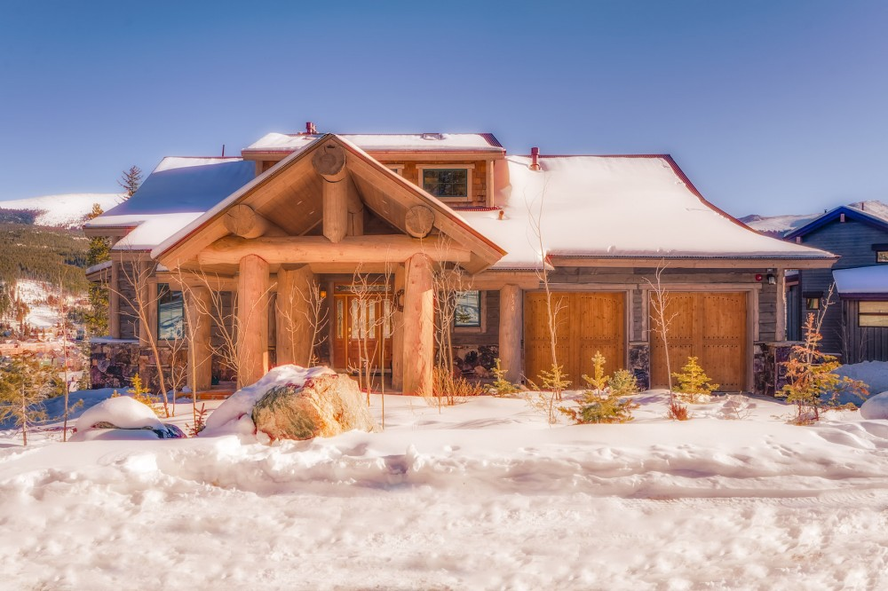 Breckenridge vacation rental with Exterior - Winter