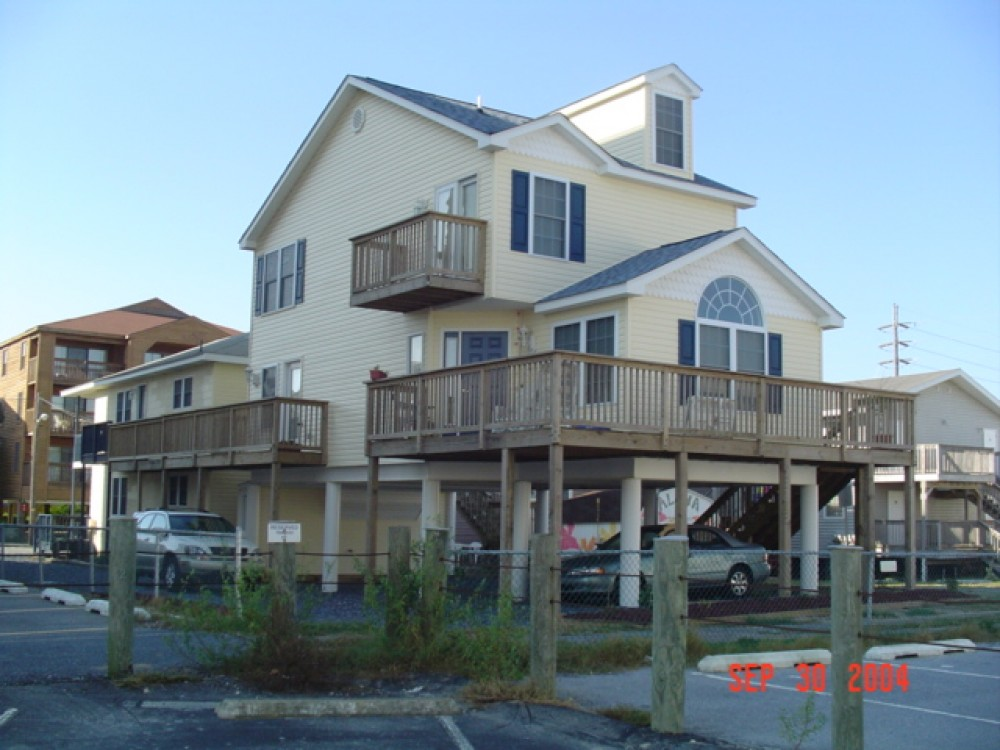Ocean City vacation rental with Location, Location, Location
