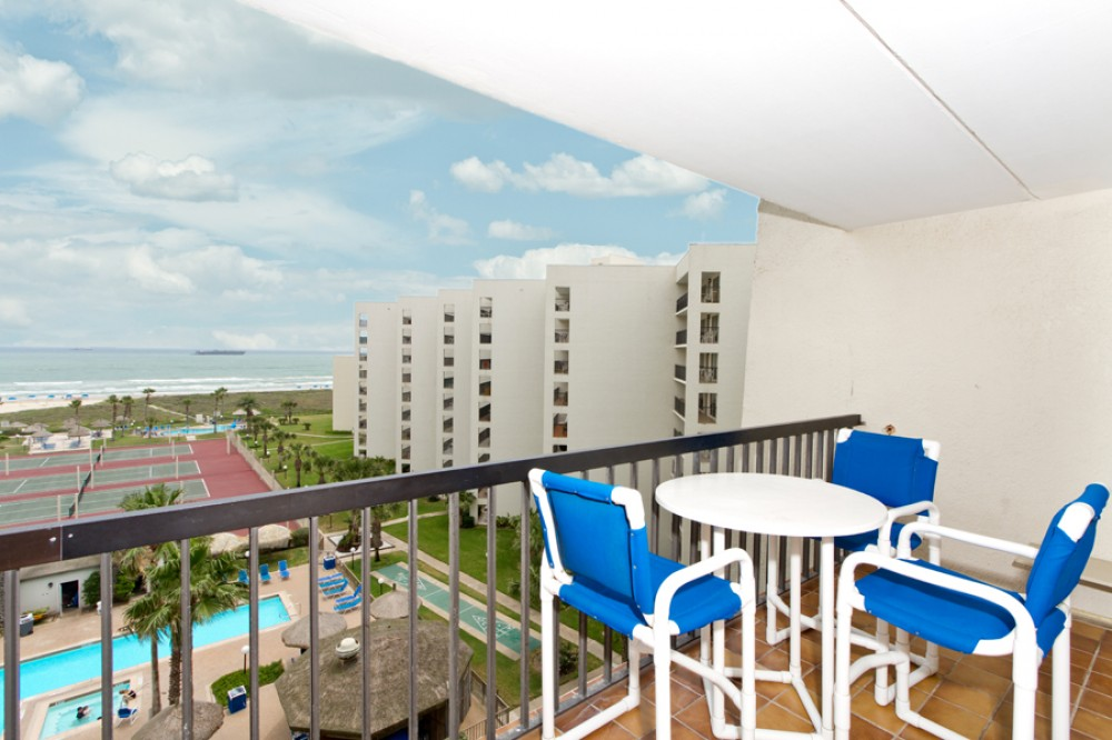 South Padre Island vacation rental with Balcony with great ocean views