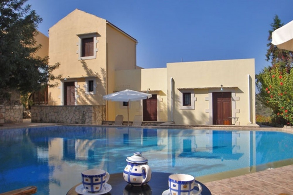 Douliana vacation rental with