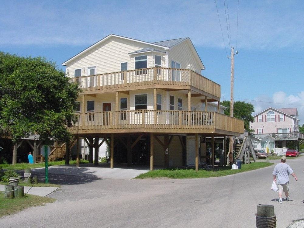 Myrtle Beach vacation rental with House Front