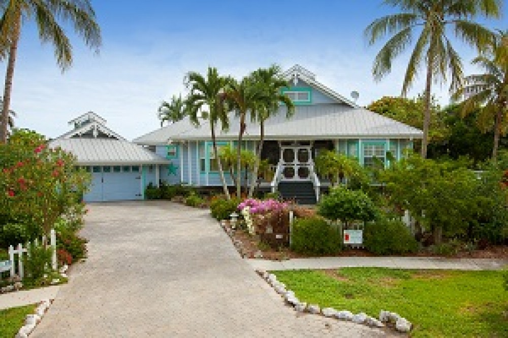 Marco Island vacation rental with Welcome to the Ginger Bread House