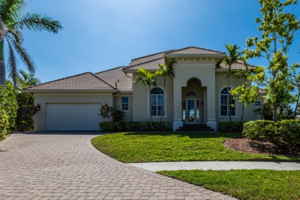 Marco Island vacation rental with Welcome to Olive Ct