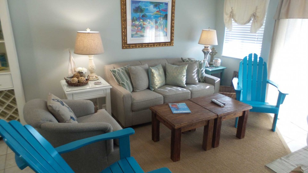 Gulf Shores vacation rental with Living area